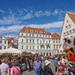 【撮影旅行】青空が気持ちいいマーケット! – ラエコヤ広場@エストニア