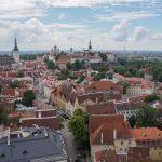 【撮影旅行】展望台から見える一面のかわいい街! – 聖オラフ教会@エストニア