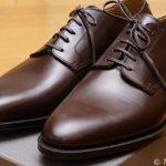 【革靴】まずは自分の足を知ることから・・・